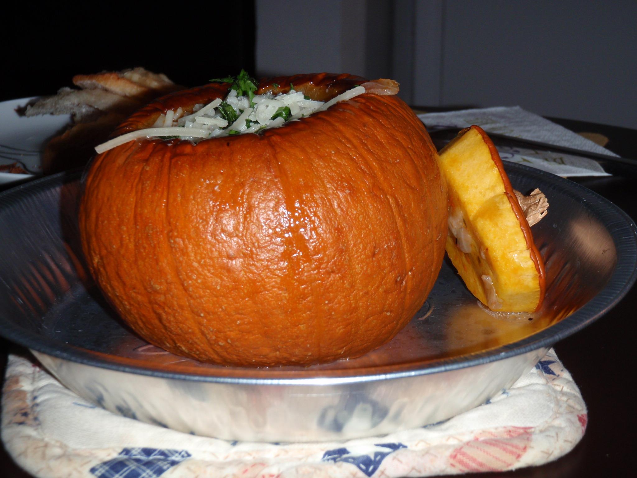 pumpkins Endre Barath