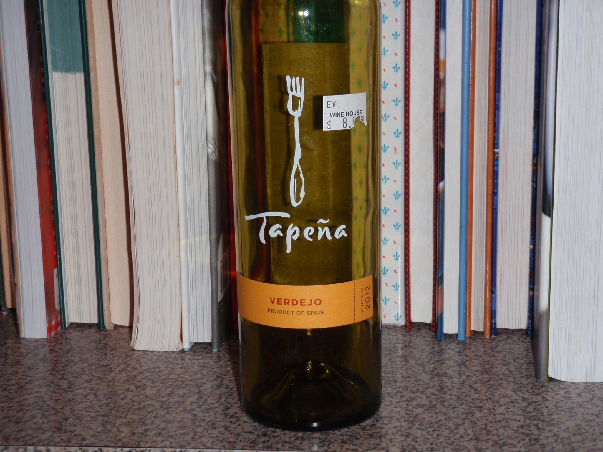 Verdejo the Spanish Sauvignon Blanc by Endre Barath