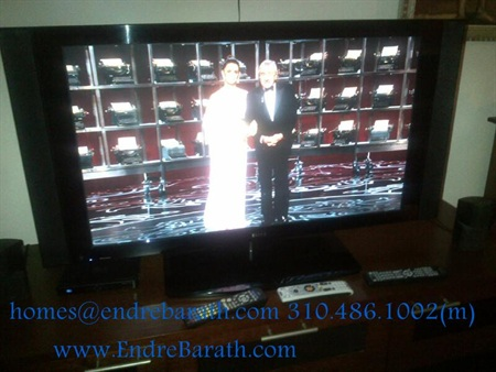 Typewriters at the Oscars, Endre Barath