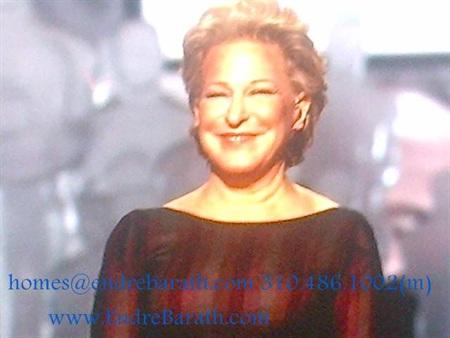 Beth Middler @ the Oscars 2014, Endre Barath