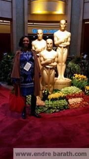 Crystal at the Oscars, Endre Barath