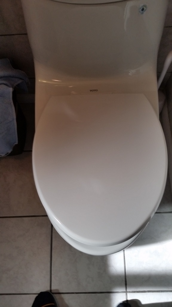 When did Toilets become so expensive?