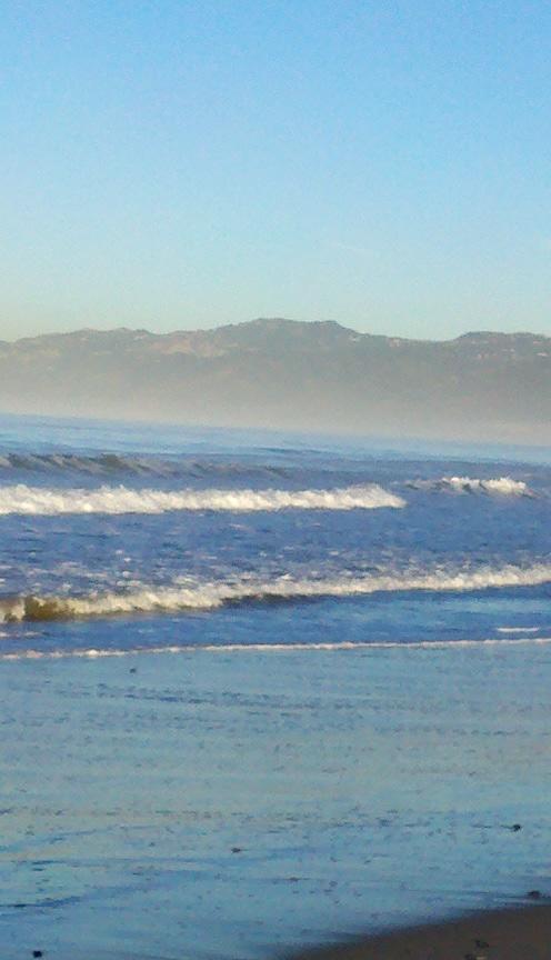 ocean near our home, Endre Barath