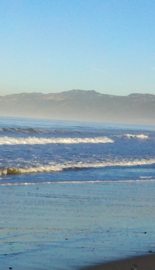 beach views in the greater Los Angeles, Endre Barath