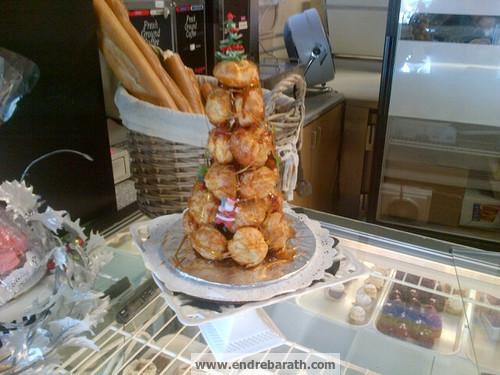 endre barath, los angeles realtor, belwood bakery
