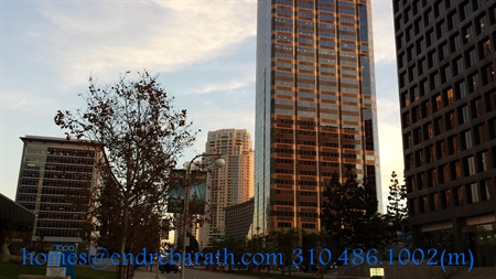 Century City, Endre Barath, Luxury Condominiums