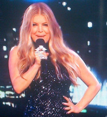 fergie at New Years Eve 2013, Endre Barath