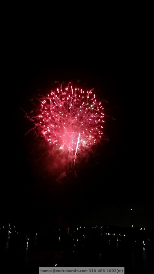 Long Beach Ca Fireworks July