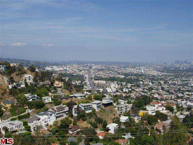 Hollywood Hills West View Lot, Endre Barath