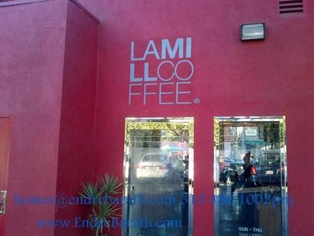 Lamill Los Angeles, Endre Barath
