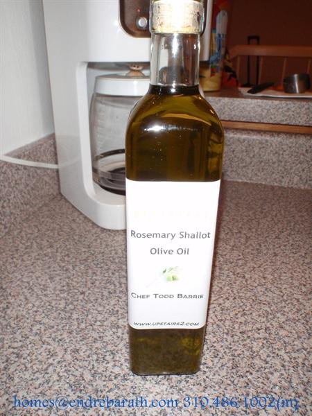 gourmet olive oil, endre barath, los angeles realtor