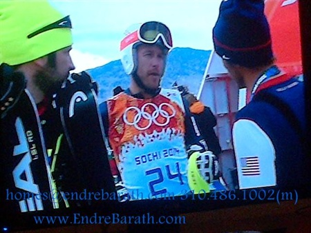 winter olympic moments, endre barath