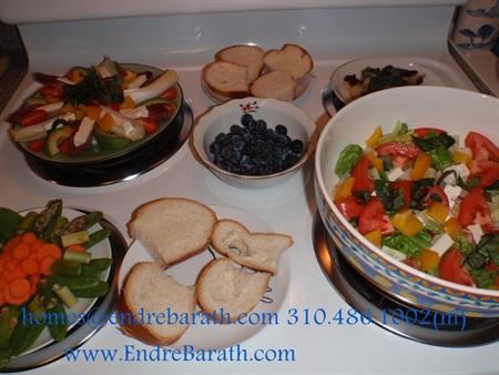 healthy eating, Endre Barath