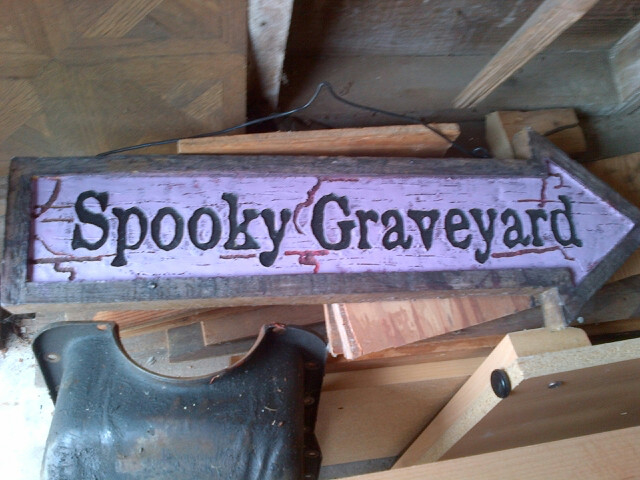 endre barath spooky graveyard