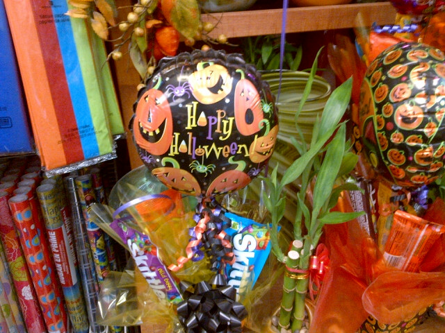 halloween balloons endre barath