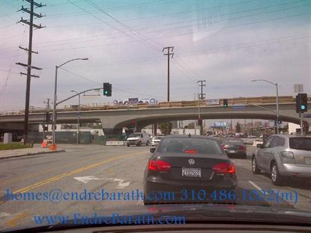 purple line, downtown LA to Santa Monica, Endre Barath