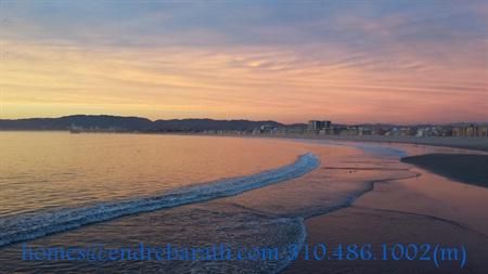 ocean view in Marina Del Rey, Endre Barath