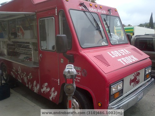 The Lobsta Truck, Endre Barath Los Angeles Realtor