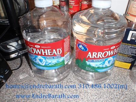 water, earthquake preparedness, endre barath