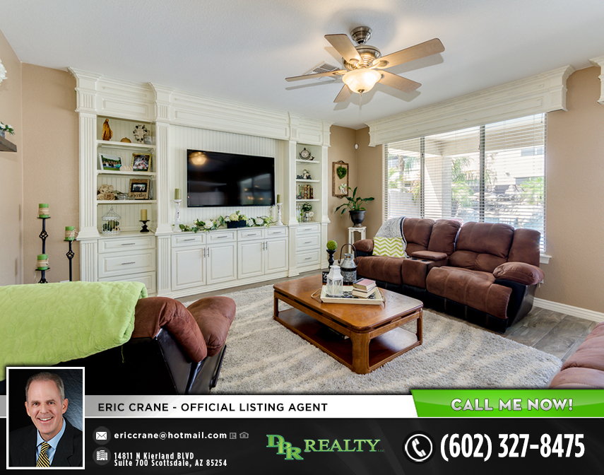Sparrow Drive, Queen Creek (Family Room)