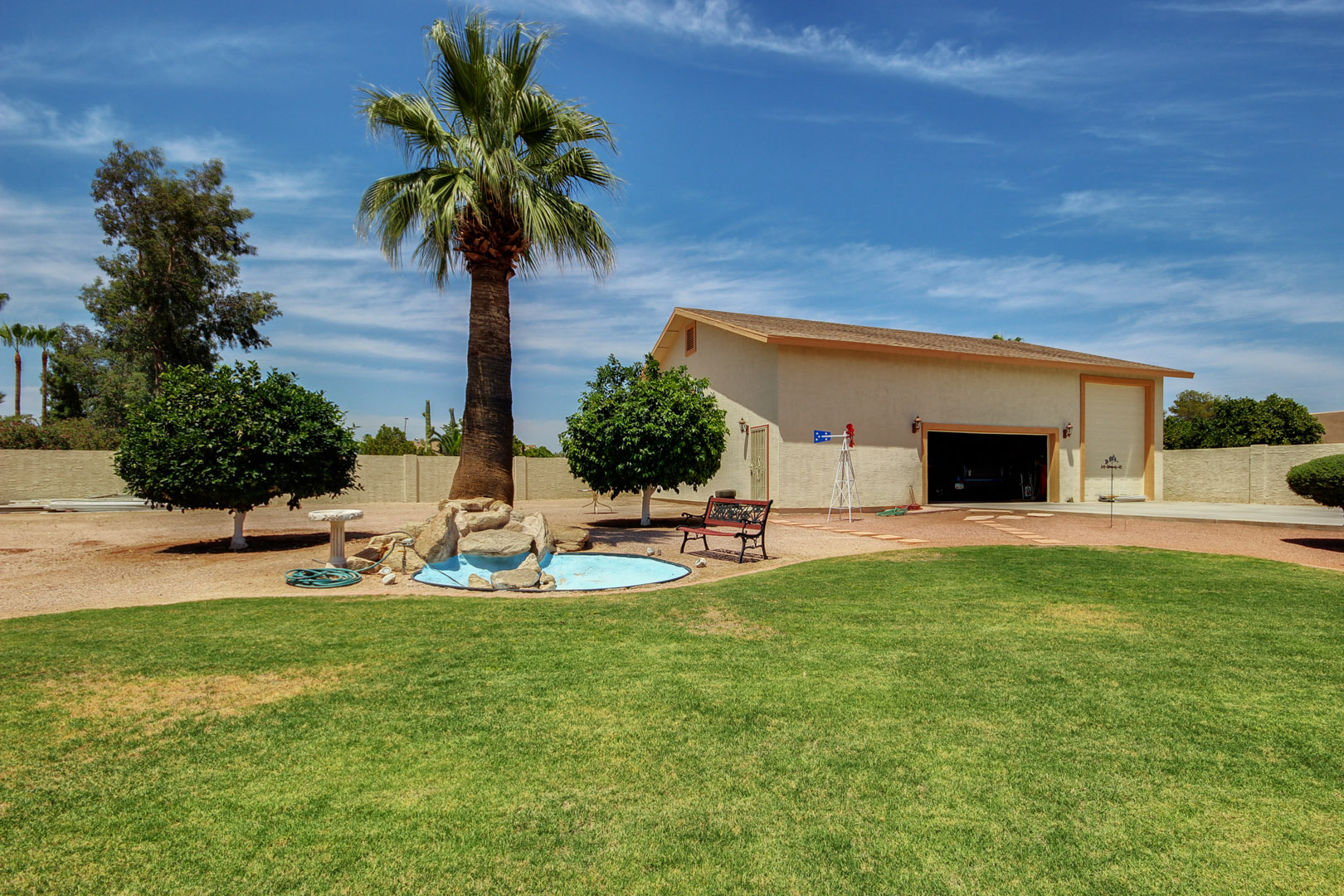 Just Listed In Mesa Az 1 2 Acre Lot And Giant Rv