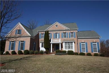 12708 WILLOW MARSH LN, BOWIE, MD 20720. Woodmore Bowie Luxury Home for Sale