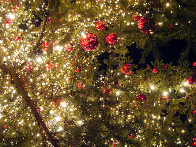 where to see christmas light displays in springfield mo