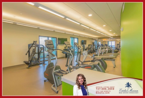 St Petersburg Condos for Sale - Look forward to coming home each night to relax in the splendid amenities this condo for sale in St. Petersburg offers.