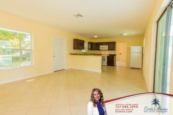 6627 17th St N Saint Petersburg Fl Pool Home For Sale