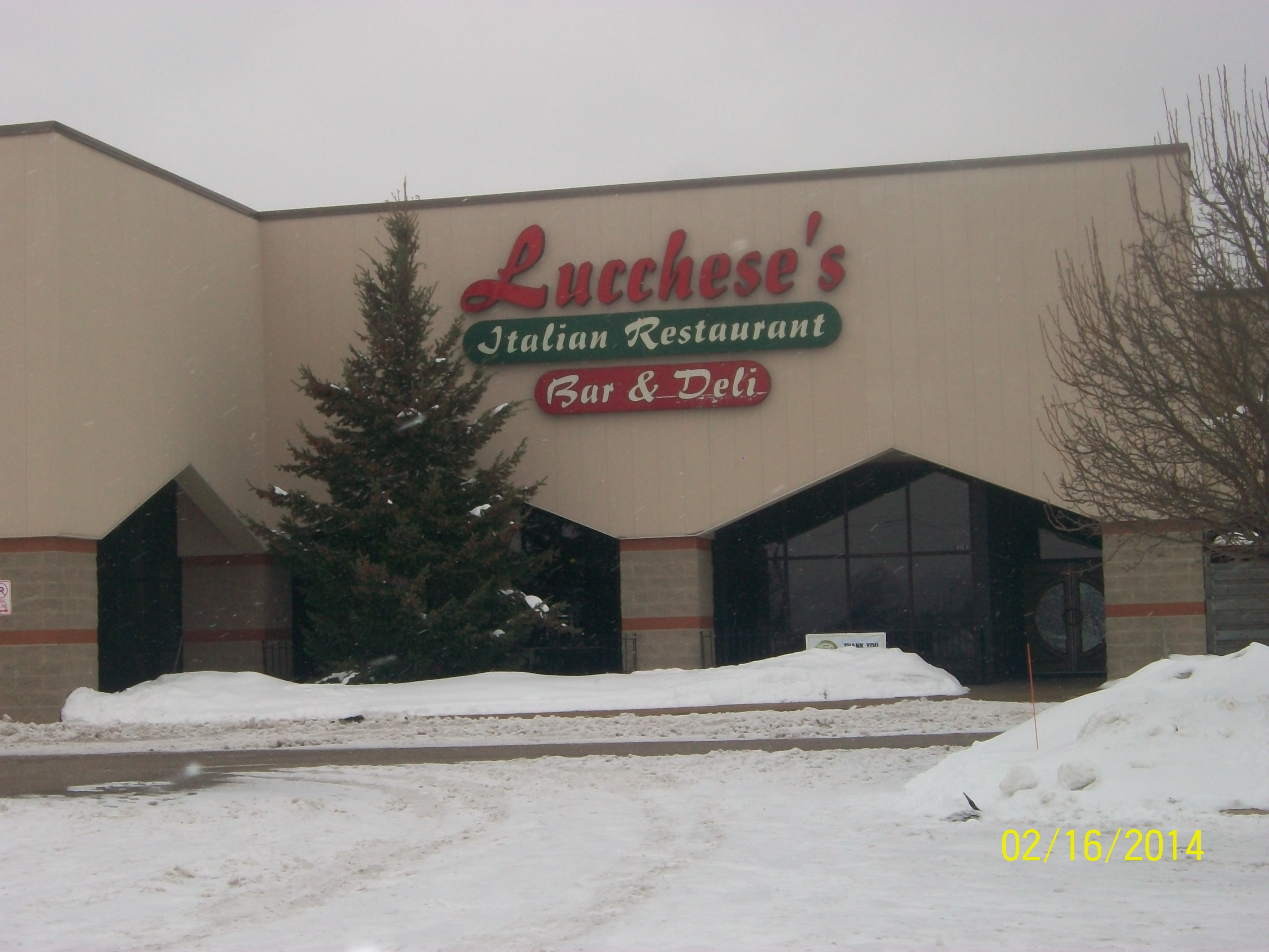 Photo Of Lucchese S Italian Restaurant Elkhart Indiana