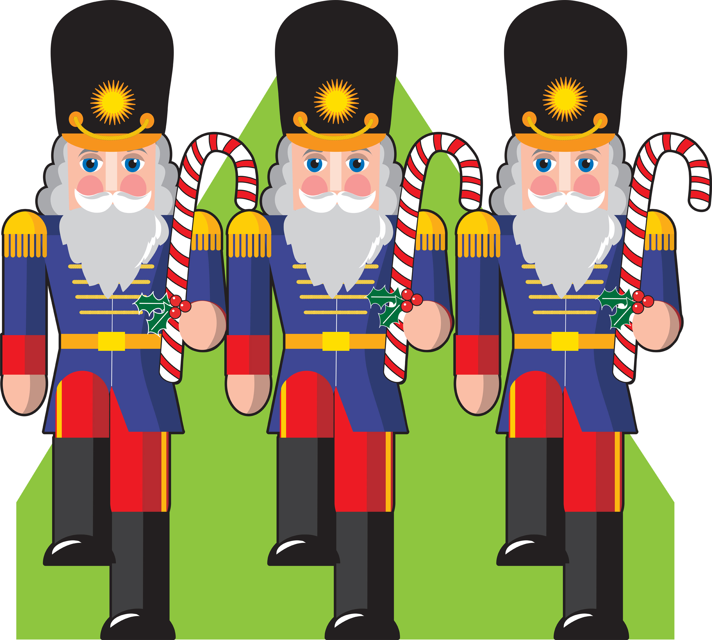 nutcrackers from iclipart.com