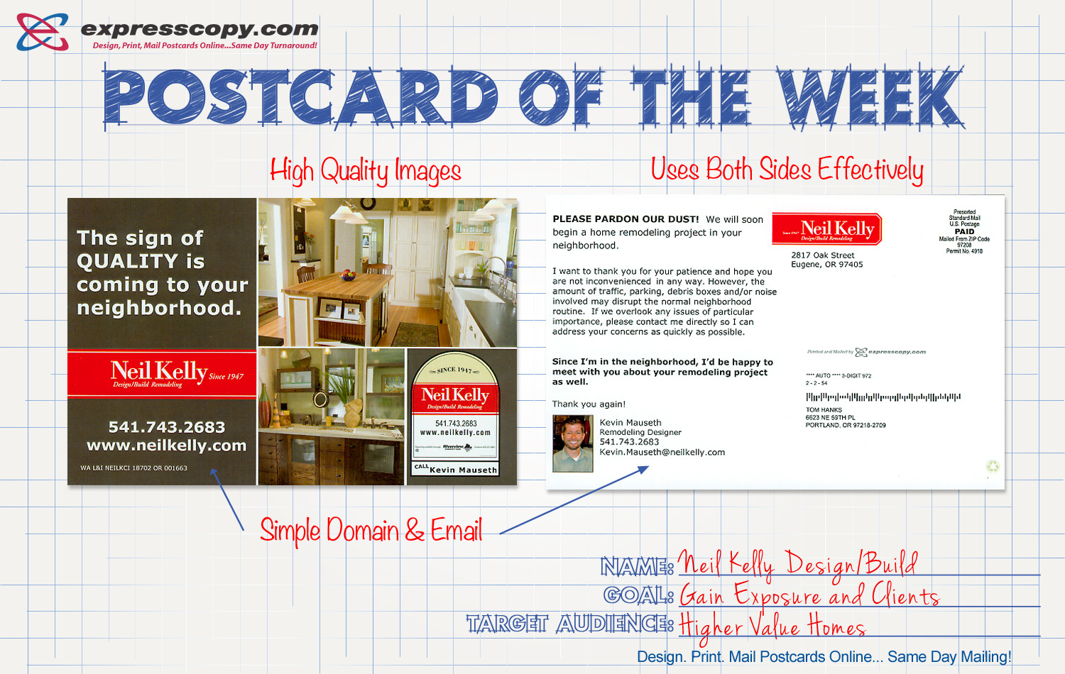 4 Ways to Increase Your Business With Killer Postcards