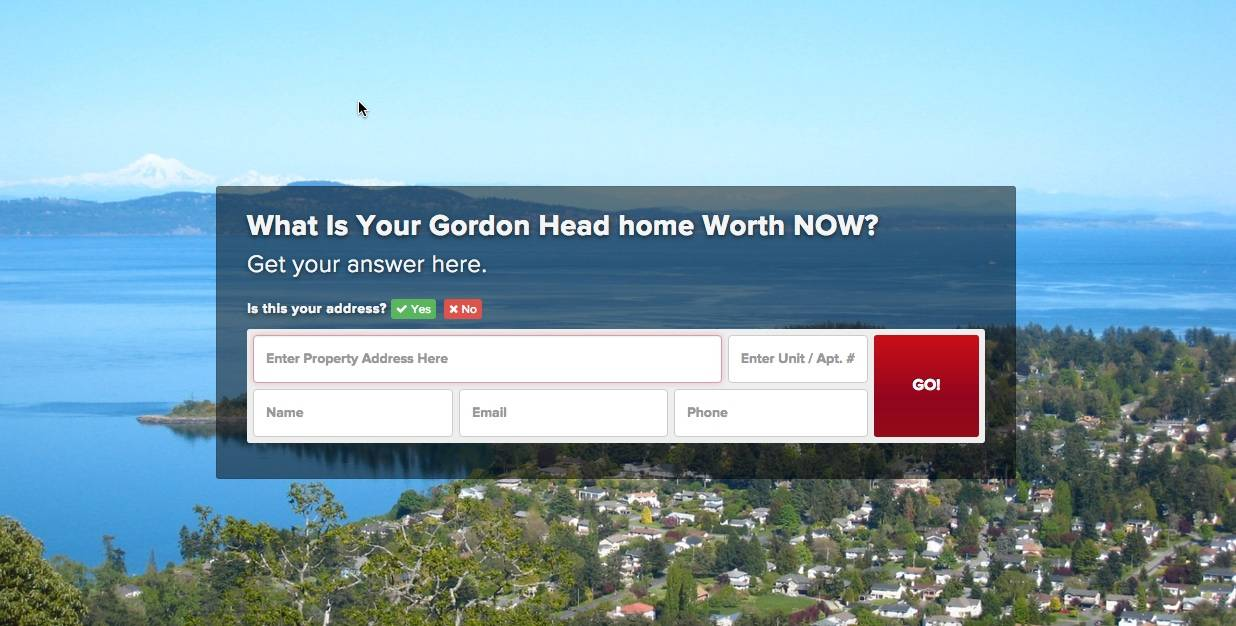 GORDON HEAD AND LAMBRICK PARK REAL ESTATE