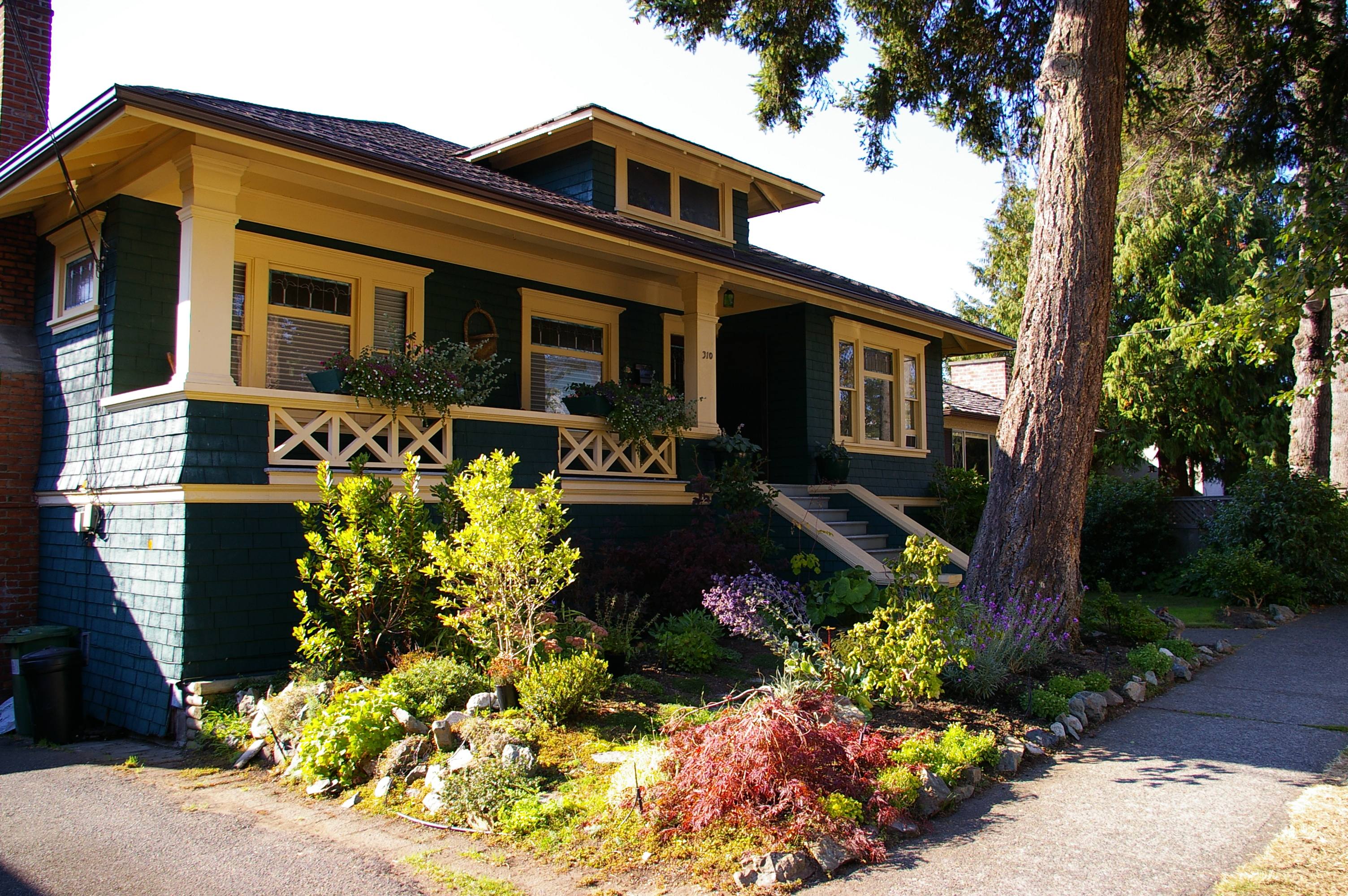 Victoria bc real estate blog fairfield homes for sale for Home builders victoria