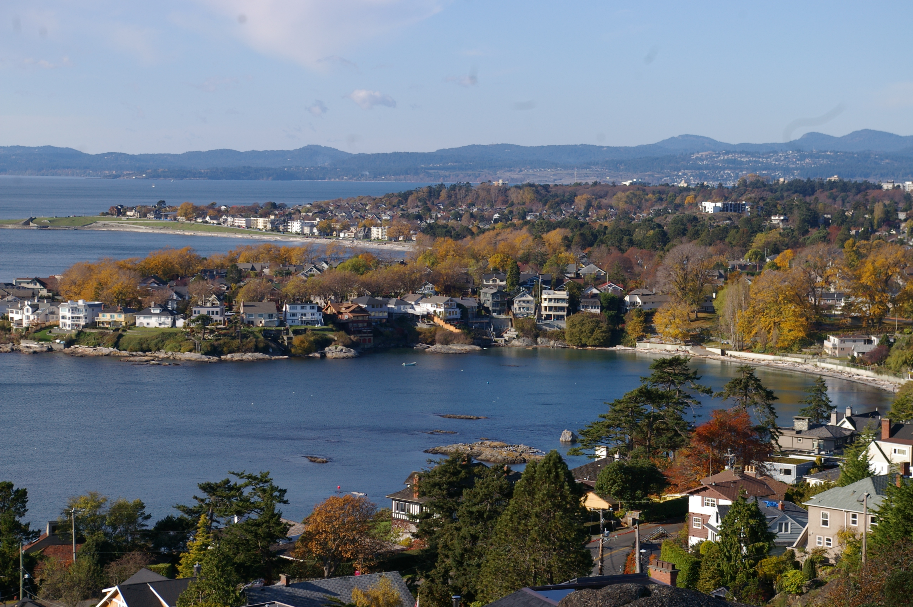 find victoria bc real estate waterfront homes
