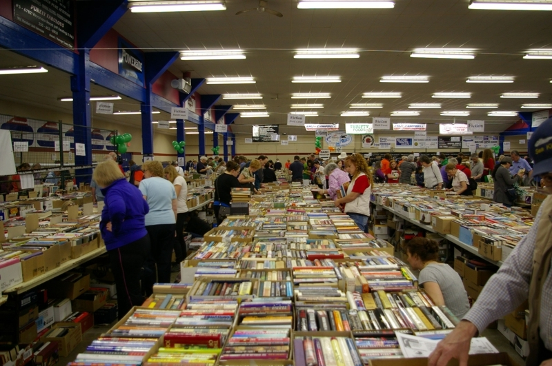 Times Colonist Annual Book Sale