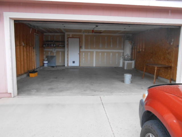 The Fire Rated Door Between The Garage And The Interior Of The Home Has  Been Compromised. The Owner Has Installed A Pet ...