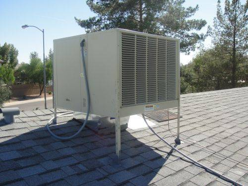 Evaporative Cooler Roof : What the heck is a swamp cooler