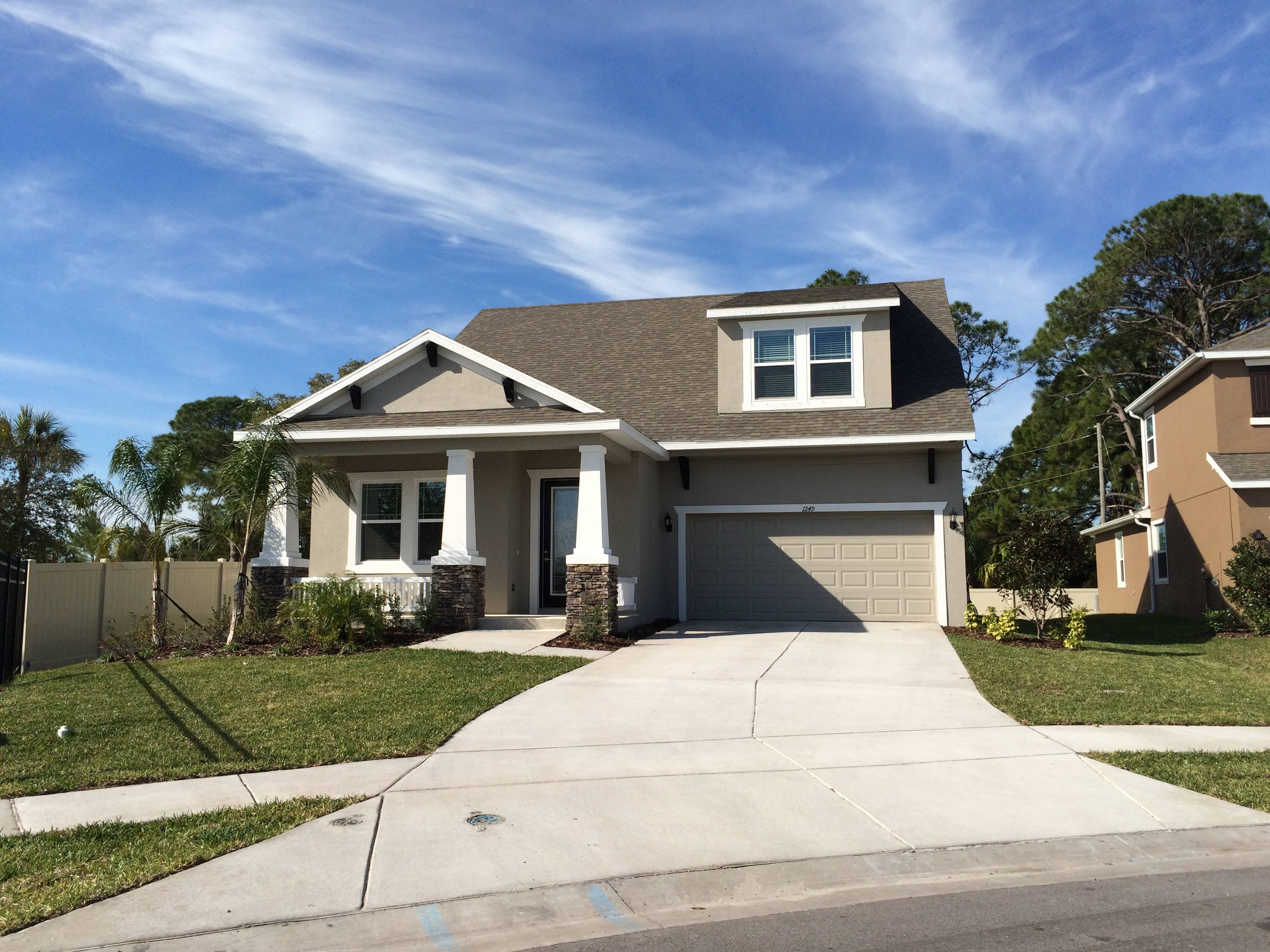 Tarpon Springs New Homes For Sale