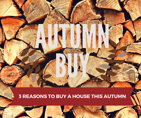 3 Reasons To Buy A House This Fall