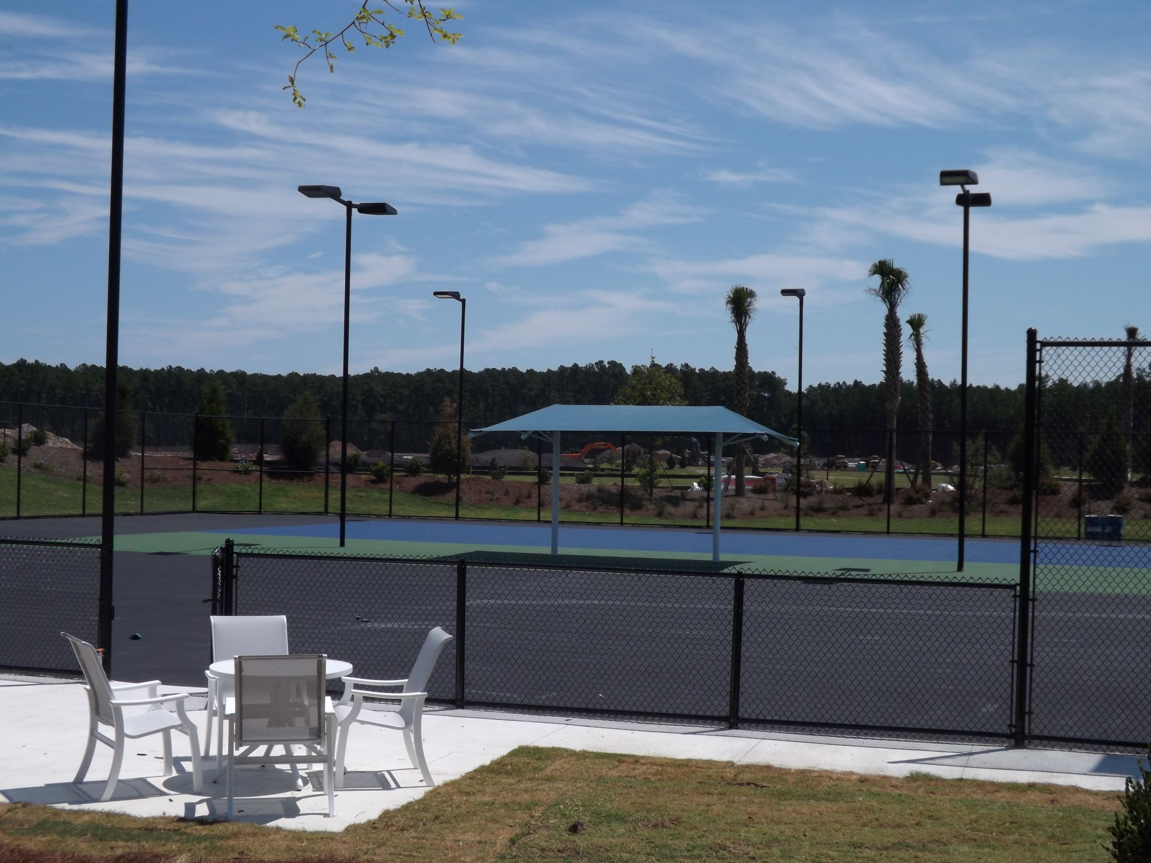 PickleBall Courts at Del Webb Nexton