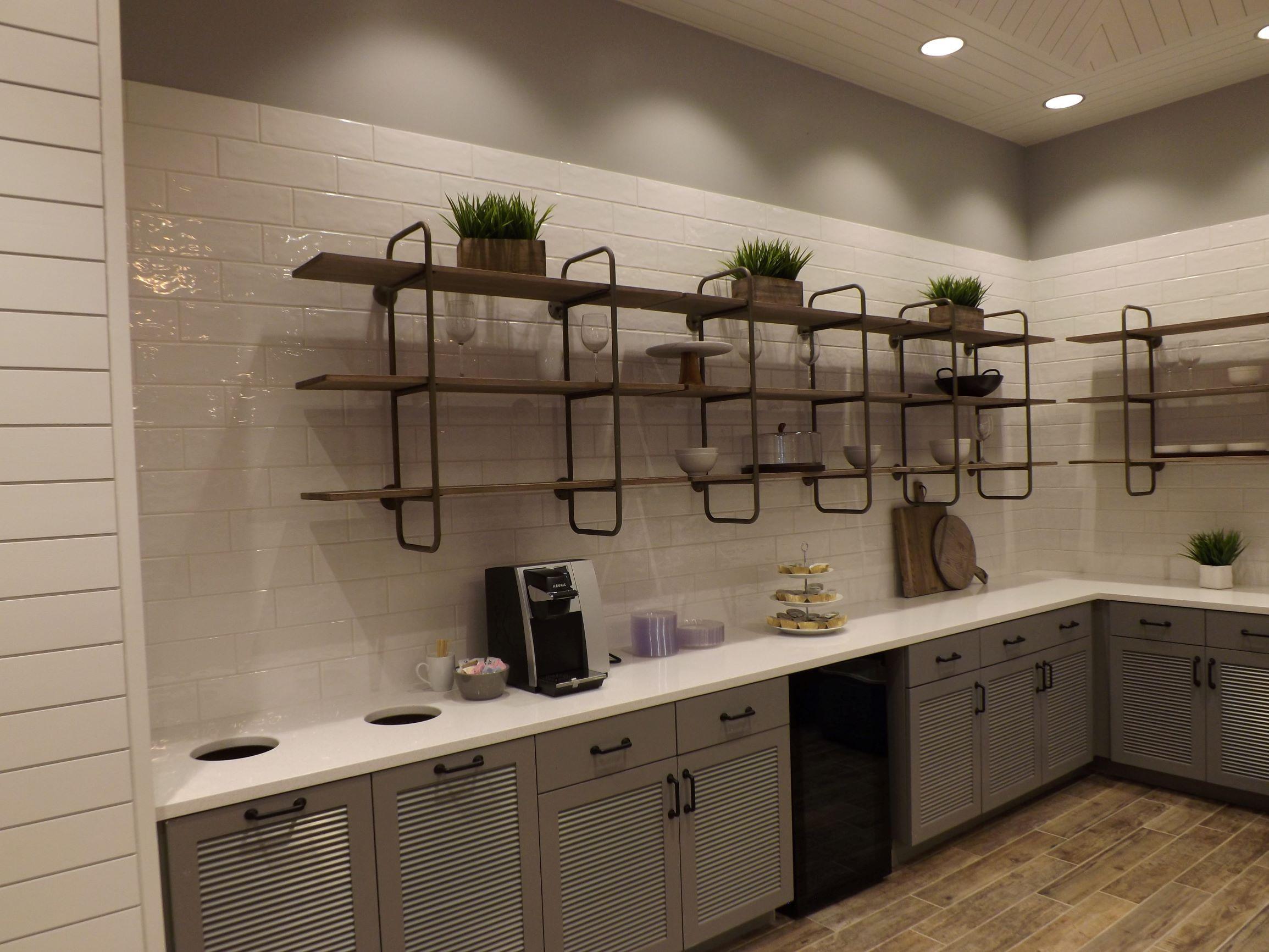 Del Webb Nexton Commercial Kitchen