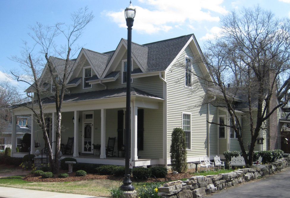 What's My Historic Franklin Home Worth? December 2014