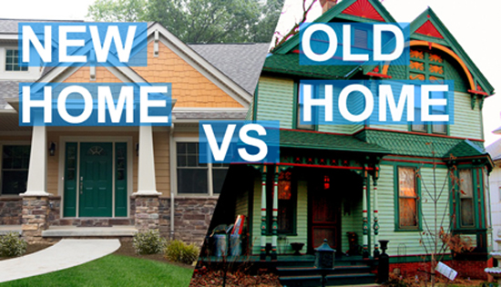Should I Buy A Used Home Or A New Home
