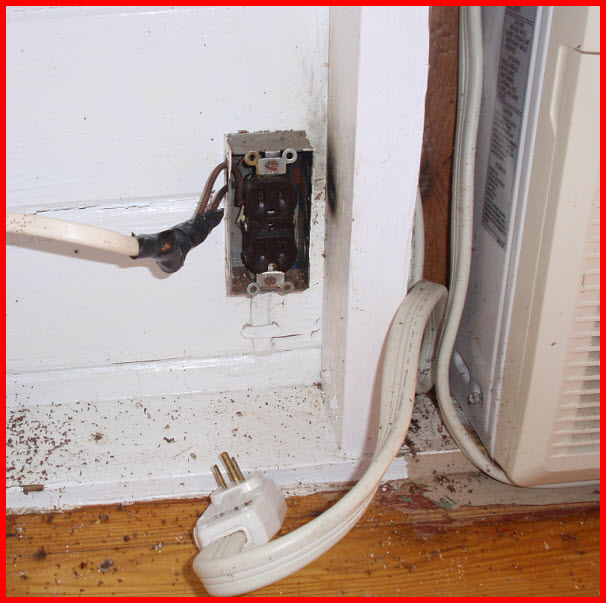 Bad Wiring Electric Outlet Tallahassee House For Sale