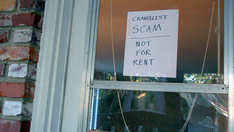 has your listing been scammed on craigslist