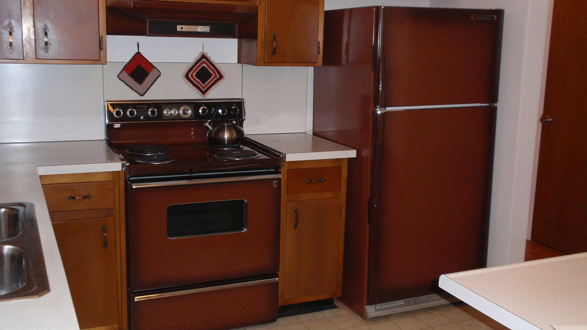 Time Warp House from the 1960's. Great for my Buyers!