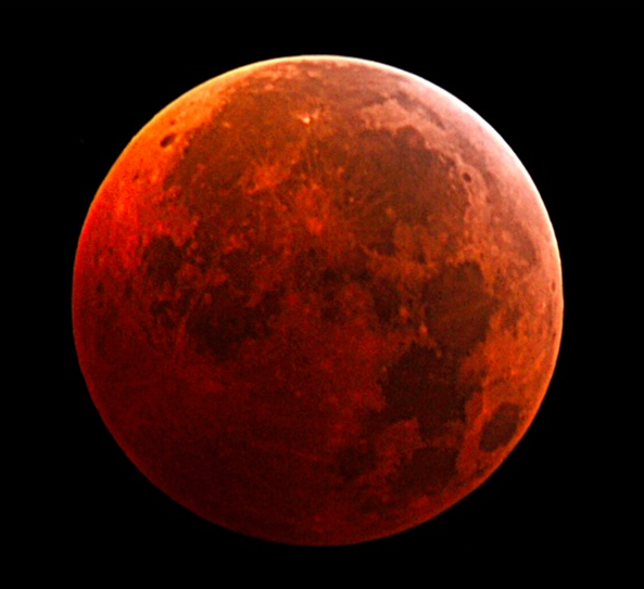 red moon tonight in florida - photo #7