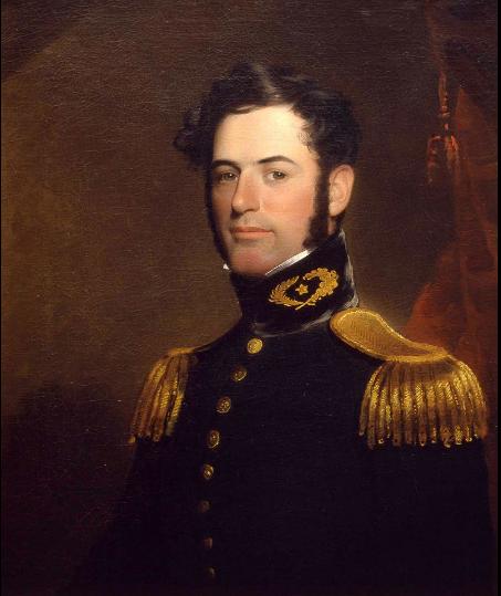 General Robert E. Lee at age 31