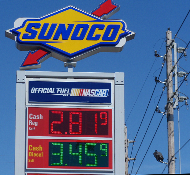 Gas Prices In Florida >> Gas Prices Drop 1 Per Gallon Day Before The Election